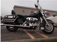 This Road King POLICE just came in on trade with very