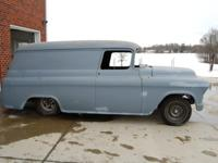 1955 Chevrolet Panel Truck ProjectThe truck is ready