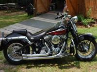 2005 Softail Springer Classic. 18,000 miles. Very