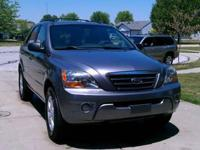 I have my 2007 Kia Soernto LX 4X4 260 hp V6 for sale it