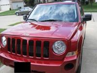 2009 Jeep Patriot Sport 2.4 liter 4 cylinder 172 hp 165