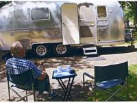 AIRSTREAM Classic, 23', LandYacht Safari, stored many