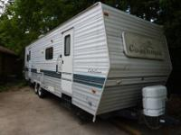 1999 Coachman Catalina Travel Trailer - 33 foot. 1
