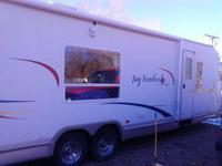 We pre-owned this trailer four times last summer. It's
