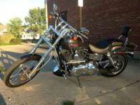 One look at the Harley-Davidson Wide Glide and any