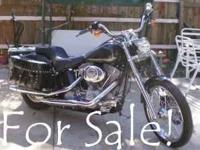 Harley-Davidson Softail Standard Fxst, Customized just