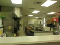 Registered Restaurant Grade Kitchen ready for immediate