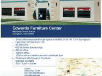 Edwards Furniture Center 800 West Central Avenue