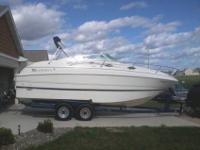 For sale 1997 Larson Cabrio 244. 5.7 L 250 hp