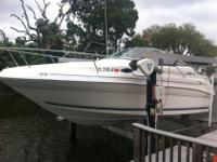 1997 Sea Ray Sundancer, Second owner, well maintained,