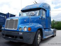 2000 Freightliner Century Class Sleeper With Wet-Kit.