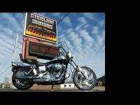The Dyna Wide Glide represents a classic