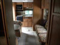 This travel trailer shows like new. 2007 Jayco Jay