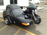 2006 YAMAHA ROYAL STAR MIDNIGHT TOUR DELUXE, Raven,