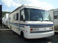 1994 29Q Brave by Winnebago Class A motor homequeen