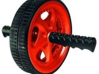 This ab wheel is brand new and comes assembled. Cheaper