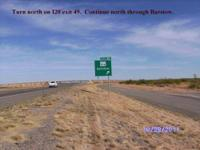 10 full acres of beautiful West Texas land in Fort
