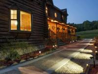 Beautiful one of a kind Log home currently used as a 10