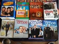 Ten total box sets DVDs. Everybody Loves Raymond 5th