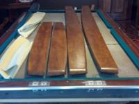 I have a 1975 Gold Crown 2 Snooker table for sale