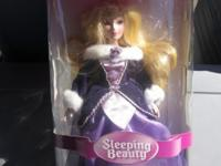 I have 4 Disney dolls..Sleeping Beauty, Cinderella,