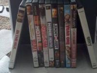 *Ten DVDs* *In the Mix...National Lampoon's: Black