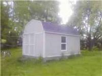 Selling a 10 x 16 ft storage shed. Was bought new from