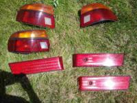 I have different parts for Ford Escorts tail lights.