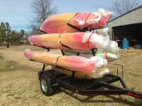 UPGRADED 2-15-2014.  BIG RIVER KAYAKS. 9 East Plaza.