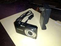 I have a Black Fujifilm FinePix J20 digital camera that