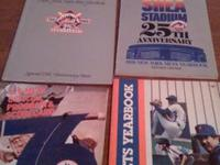 6 magazines in very good condition.  . New York Mets