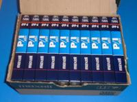 10 Pack MAXELL T-120 P / I Plus VHS Tapes for Time