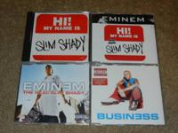 FOR SALE IS AN AWESOME COLLECTION OF CD SINGLES BY