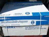 I have a case of Quill brand Premium Multi-Purpose
