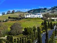 A gorgeous vineyard estate set amidst 101 acres of
