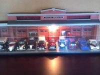 This is an awesome Snap-On Garage with 10 mint