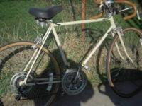 COLUMBIA 10 SPEED GOOD RIDER 27 INCH TIRES FIRST $50 DO