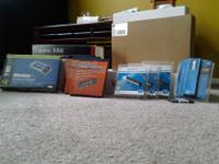 I have extra usb 1 gig flash drives, dsl modems (new