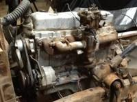 low mile rebuilt, running 460 EFI engine and C-6 for sale for Sale