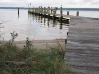 RIVER RENTAL CABIN right on the Patuxent river shore
