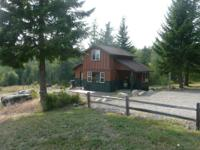 We are renting out our two story cabin in the woods