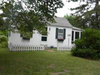 Adorable two bedroom cottage with screened porch with