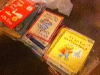 Hi I have 100 youngsters books gently used dr. Suess,