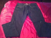 Ed hardy by chrisuan Auoigier denim blue jeans. Men's
