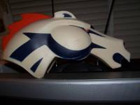 A used, (Officially Licensed NFL Product) Denver Bronco