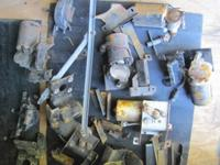 Have various 66-77 Ford Bronco parts including rear
