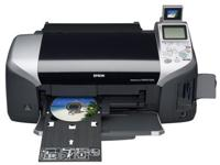 - Print directly on ink jet printable CDs/DVDs- Print