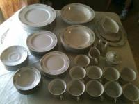 I have 67 pc style house corsage china set 8 place