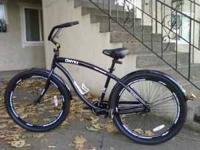 The Onyx 29er Cruiser is 1 cool bike. 29in wheels roll