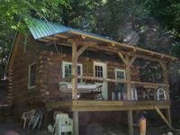 Hunting cabin located in 50 acres woods, hunting area